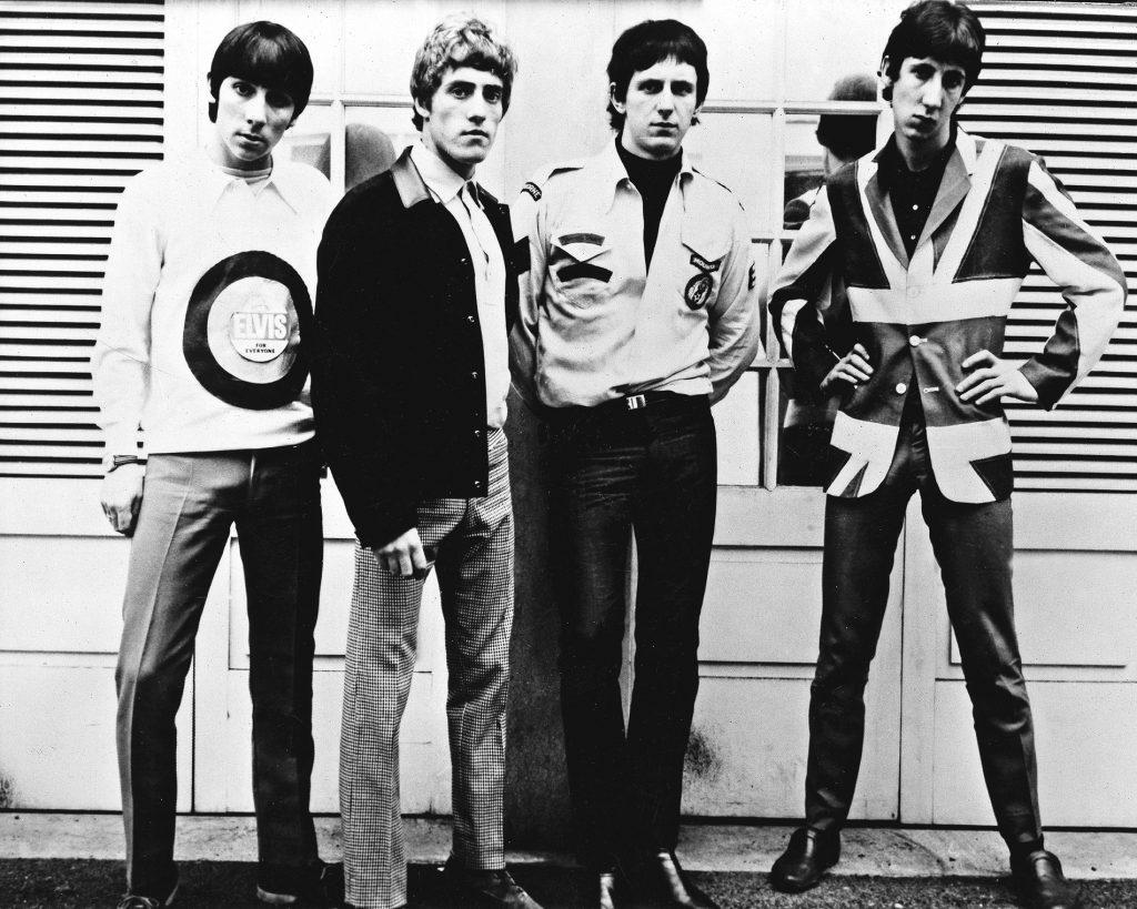 The Who fue una de las bandas más simbólicas del mod, desde sus letras hasta su estilo para vestir.