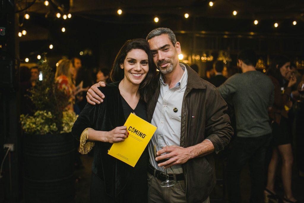 Alejandra Hales y Daniel Hales