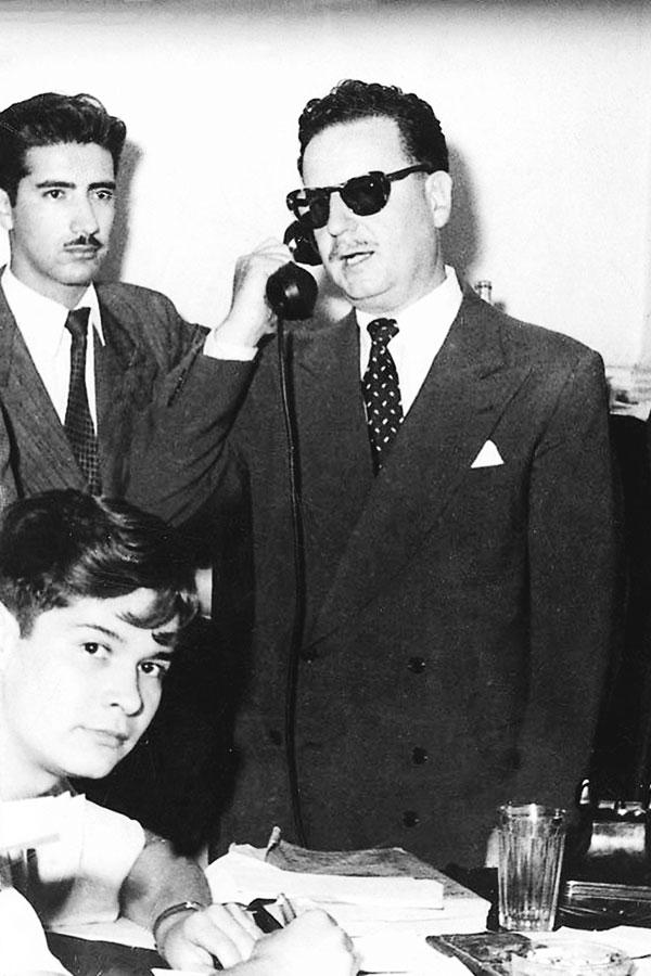 Los opositores a Allende le criticaban su gusto excesivo por la ropa.