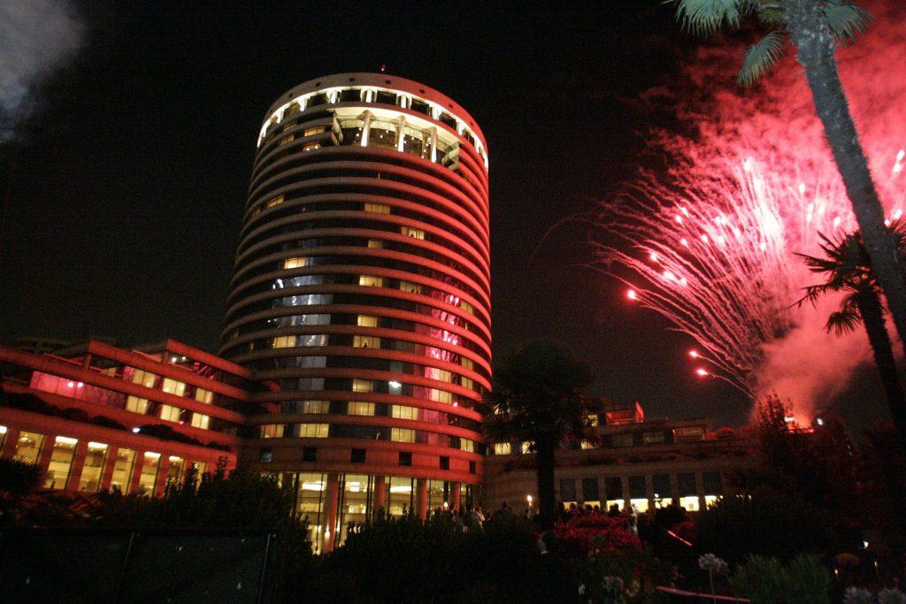 hotel santiago año nuevo