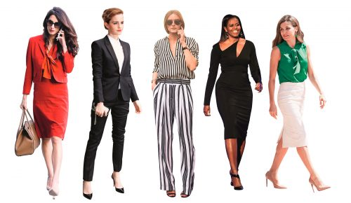 El poder se viste a la moda