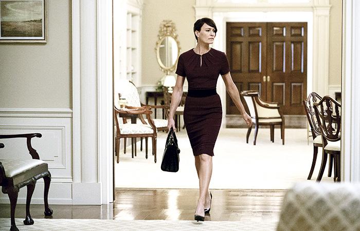 El poder se viste a la moda - Revista Mujer