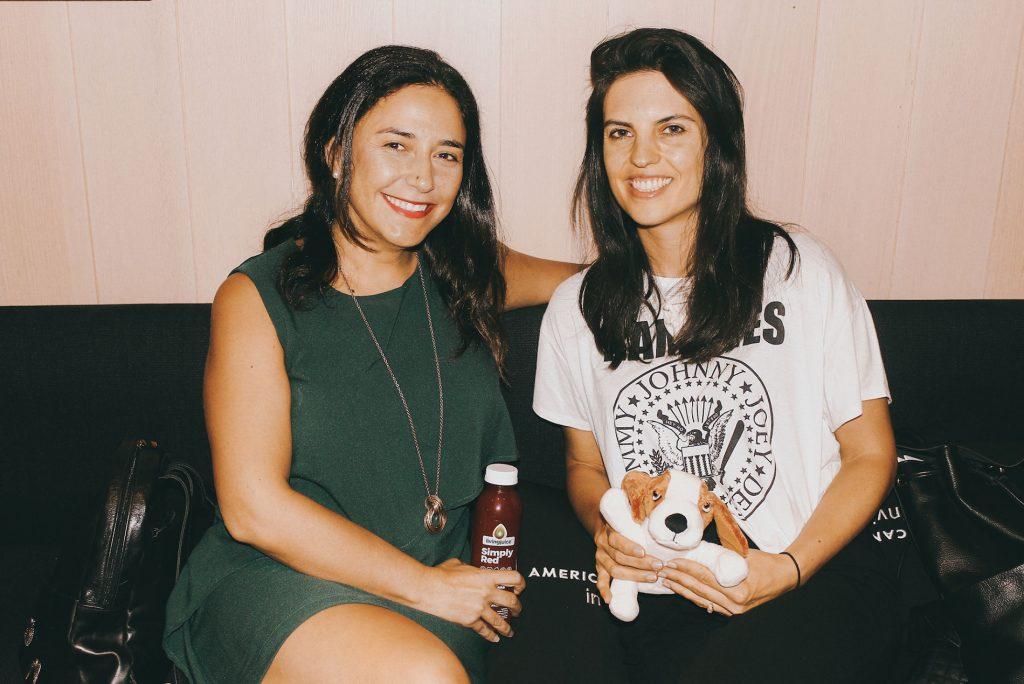 Josefina Latorre y Cecilia González