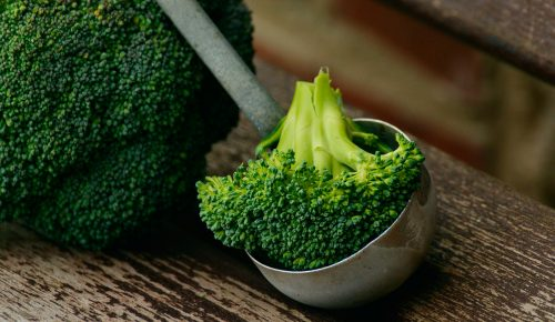 ¡Que no te falte brócoli!