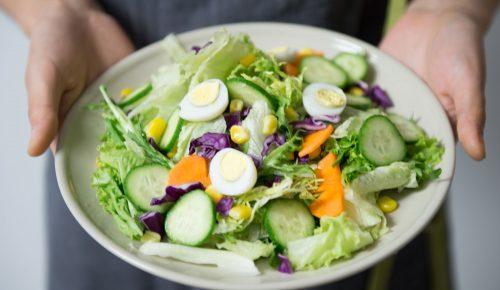 Una alianza saludable: huevos y verduras