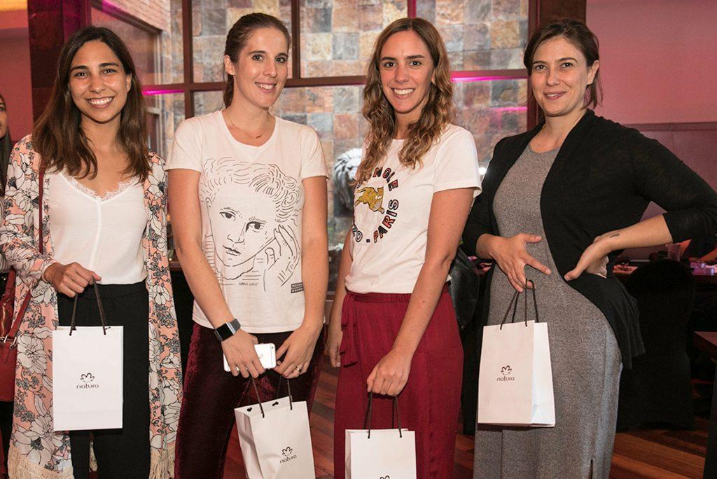 809A3934 Patricia Morales, Andrea Hartung, Alejandra Villalobos y Florencia Gioia