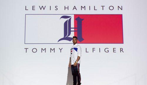 Es oficial: Tommy Hilfiger anuncia cápsula colaborativa con Lewis Hamilton