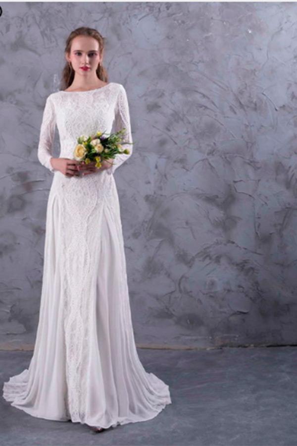 Vestidos de novias por menos de $300.000 - Revista Mujer